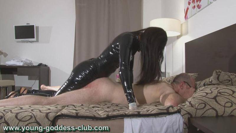 Young-goddess-club.com: GODDESS RACHEL AND SLAVE RICHARD - YOUNG FEMDOM 3 [HD] (627 MB)