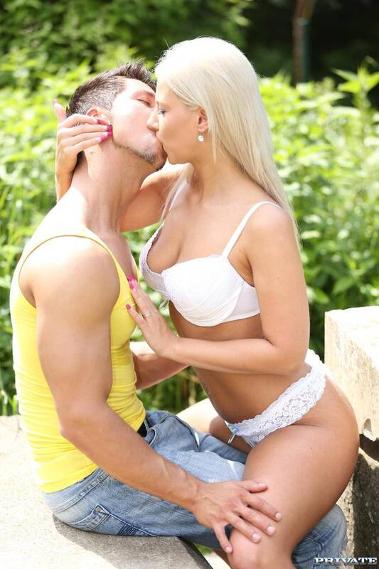 Private.com - Blonde Nathaly Cherie Has the Tightest Teen Pussy [HD, 720p]