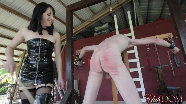 CD - Sarah Dice Caning a Guy [HD, 720p]