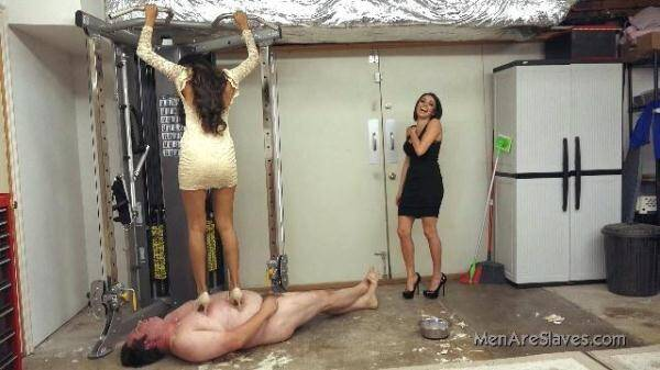 Menareslaves.com: No Farting (17.01.2016/FullHD)