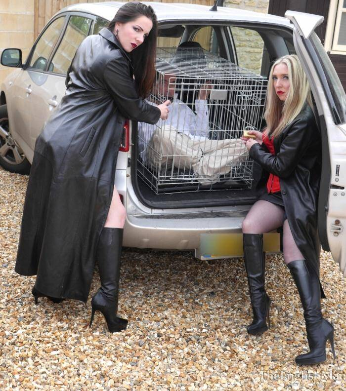 English Mansion - Domina Alexandra Snow, Mistress Sidonia - Situation Vacant Pt1  [HD 720p]