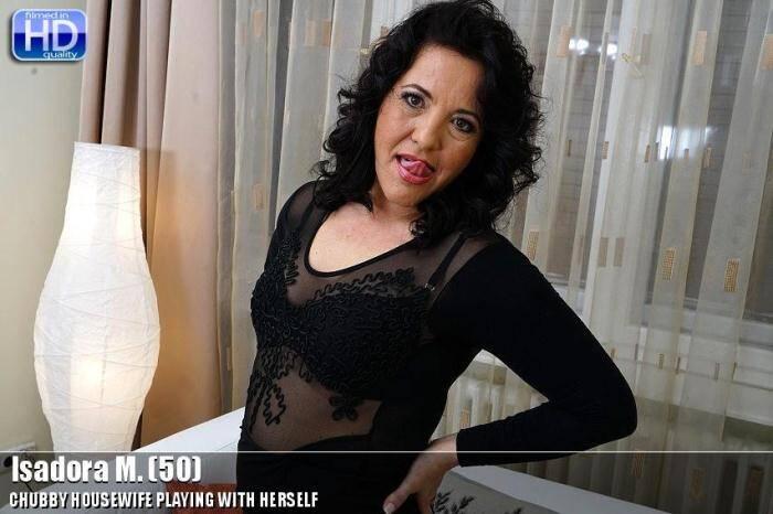 Isadora M. (50) - Housewife masturbation! [Mature.nl/Mature.eu/SD/540p/347 MB]