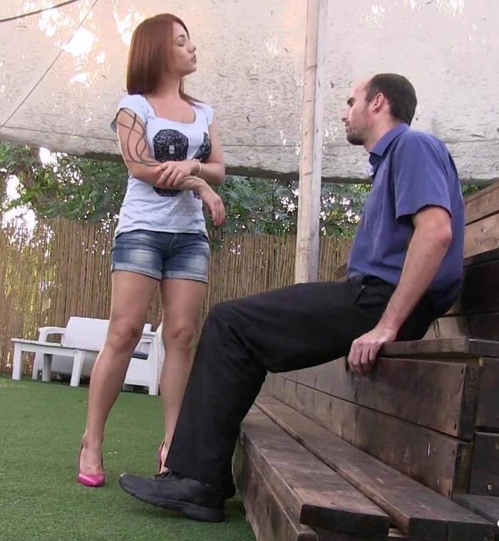 Ekross - Mistress Ella - Abusing My Sisters Cheating Boyfriend!  [HD 720p]