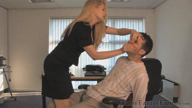 FFF - Bitchy Boss and her Slave! [HD, 720p]