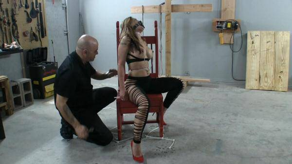 Asianastarr.com: Zip Tied Live Part 3 - The Gag That Destroys Me (21.01.2016/FullHD)