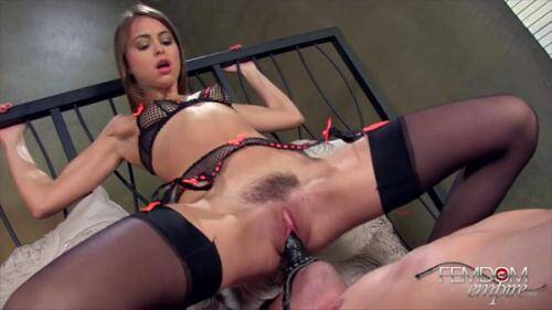 Female Domination [Princess Riley's Slave Cock] SD, 432p)