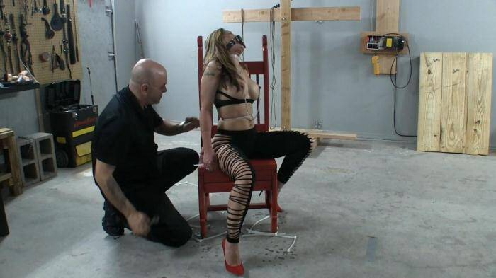 Asianastarr: Zip Tied Live Part 3 - The Gag That Destroys Me (FullHD/1080p/368 MB) 21.01.2016