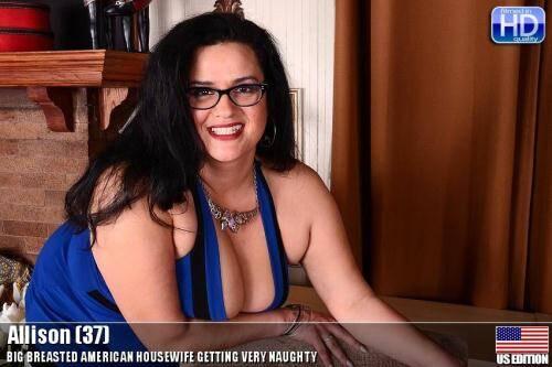 Mature.nl/USA-mature.com [Allison (37) - Titted American Mom!] SD, 540p)