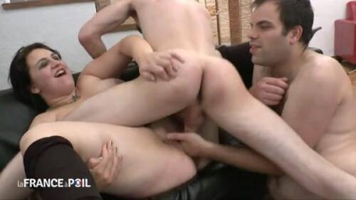 LaFRANCEaPoil.com [Syrial revient chercher du cul et cette fois elle va deguster!] SD, 406p)