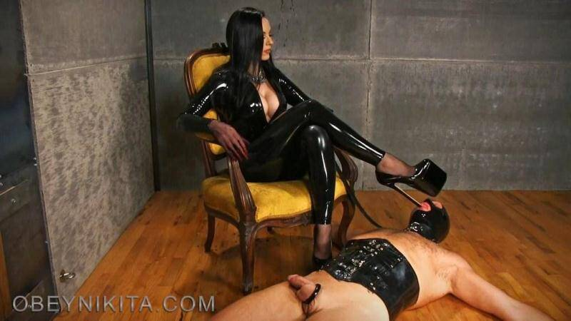ObeyNikita.com: High Heel Domination [FullHD] (524 MB)