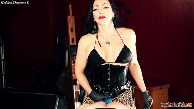 OpulentFetish.com - Mistress & Slave - Face Down Ass Up [HD, 720p]