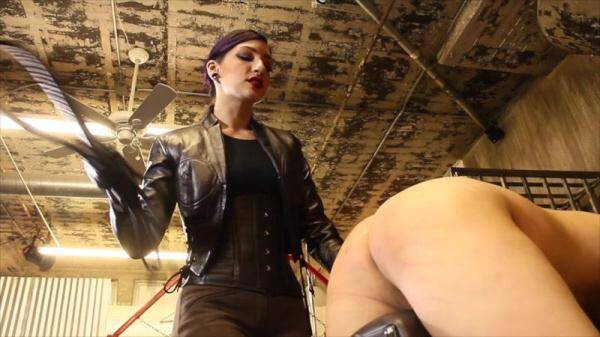 Dovetail Whipping - Torture (CybillTroy.com) [SD, 540p]