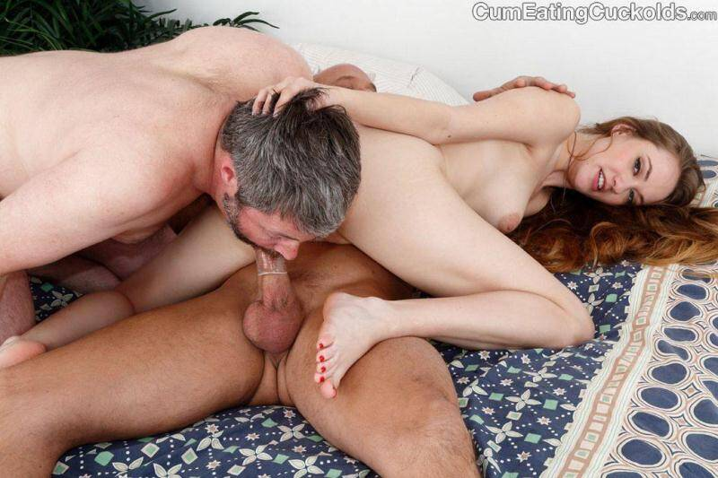 CumEatingCuckolds.com: Samantha Hayes - Hard To Cuckold [FullHD] (1.20 GB)