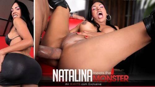 Trans 5OO - Natalina meets the Monster [HD, 720p]