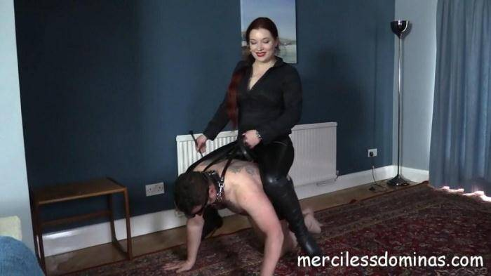 MercilessDominas.com - Goddess Sophie - Another Pony (Femdom) [HD, 720p]
