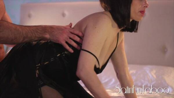 Clips4sale.com - Touch me like you do (Milf in Satin) [SD, 480p]
