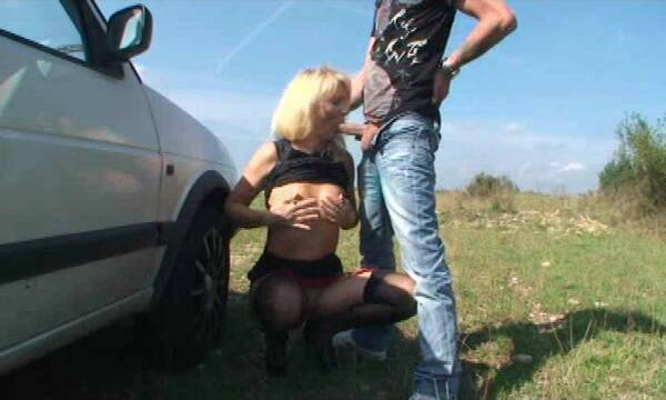 Hot Dirty Girl - Monis-World - Analquicky am Alten Grenzweg [SD 576p]