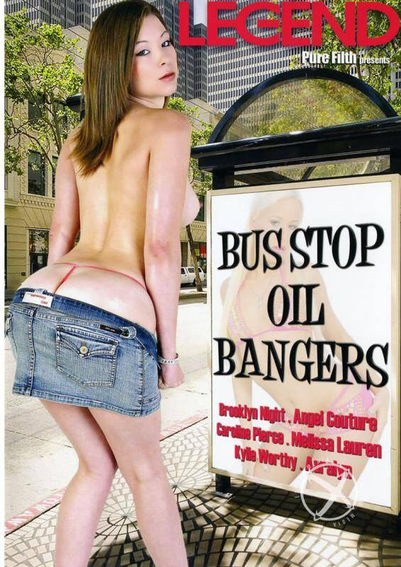 Pure Filth Productions - Caroline Pierce, Melissa Lauren, Brooklyn Night - Bus Stop Oil Bangers [2010 WEBRip/SD]