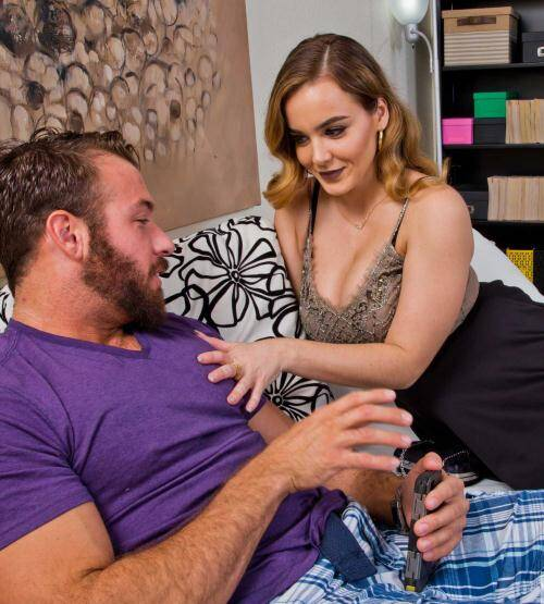 Hot Girlfriend - Natasha Nice [Big Tits Porn] (HD 720p)