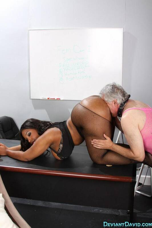 MeanBitches.com/MeanWorld.com - Layla Monroe and David Female Domination Part 2 [FullHD, 1080p]