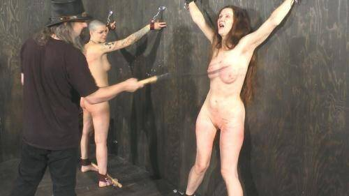 Paintoy.com [Emma And Abigail - Extreme Whipping For Extreme Painsluts] FullHD, 1080p)