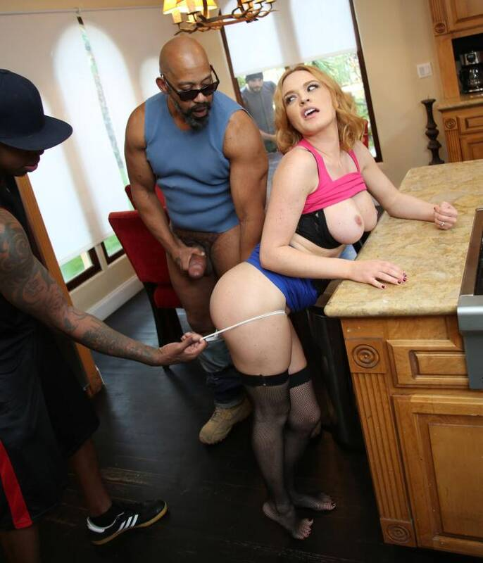 Cuckold Sessions - Krissy Lynn [HD 720p]