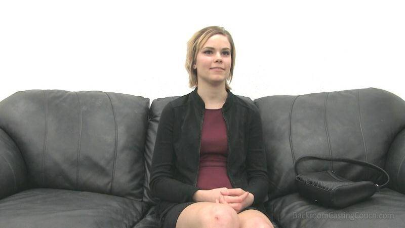 Blake - Anal on Casting! [SD] - Backroom Couch