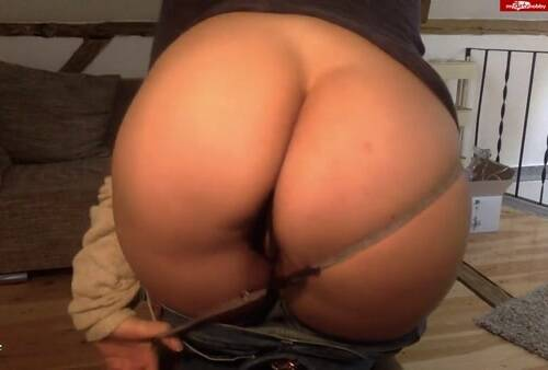 Hot Dirty Girl - Doertie - Deine Arsch Vorlage zum [HD 720p]