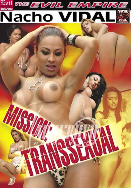 Evil Angel - Alexandre Senna, Andre Santos, Alana Ferreira - Mission Transsexual [2007 DVDRip]
