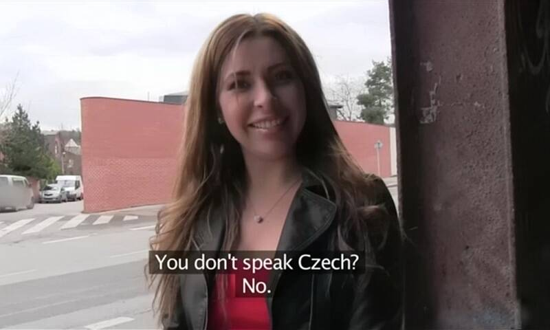 FakeHub - Ally Breelsen - Hot Russian loves fucking in public [2016 SD]
