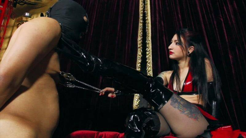 Cybill Troy - Excruciating Boots! Foot Fetish! [SD] - CybillTroy