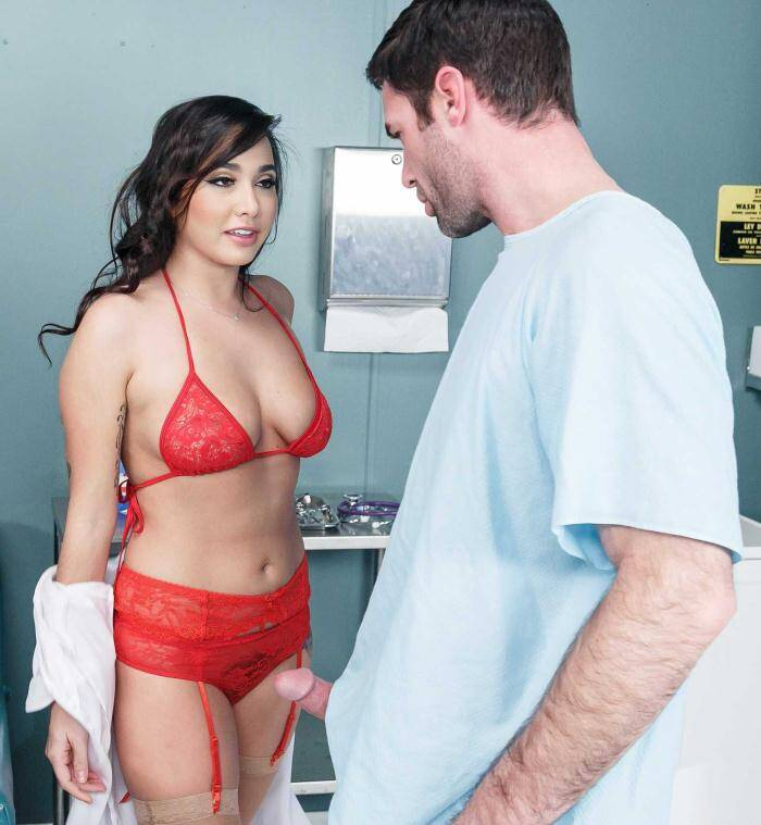 Doctor - Karlee Grey - Fifty CCs Of Cum  [SD 480p]
