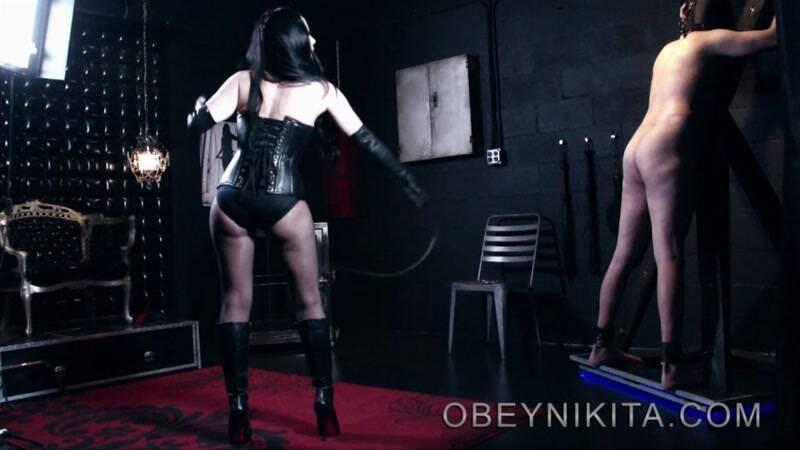 Whip & Boots [HD] - ObeyNikita