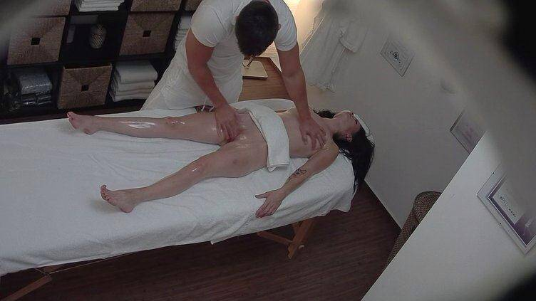 CZECH MASSAGE 213 - CRAZY ORGASM [FullHD] - Czechav, CzechMassage