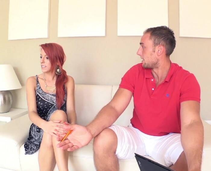 MagmaFilm.com - Amateur - Redhead Loves To Fuck Strangers  [FullHD 1080p]
