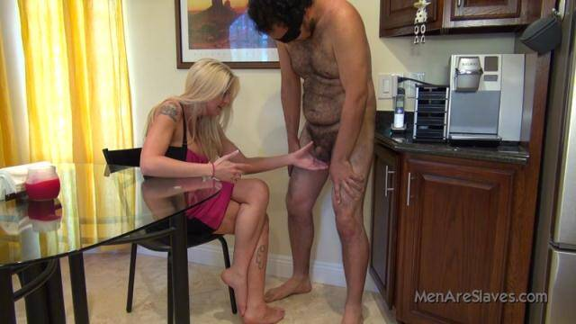 MenAreSlaves.com - Princess Leya Falcon - That Cock Is Embarassing [FullHD, 1080p]