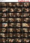 Femdom - Blond Mistress and her sissy-boy (Strapon) [SD, 480p]
