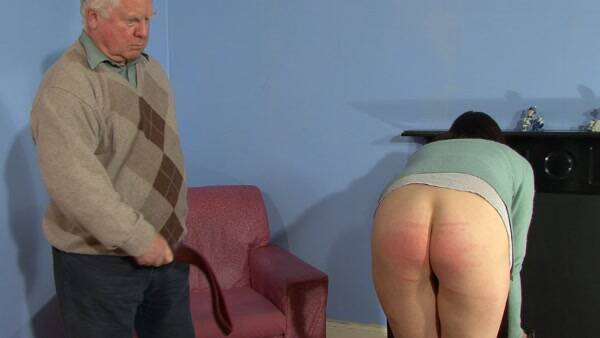 HDSpank.com/xErotics.com - Credit Crunch (Spanking) [HD, 720p]