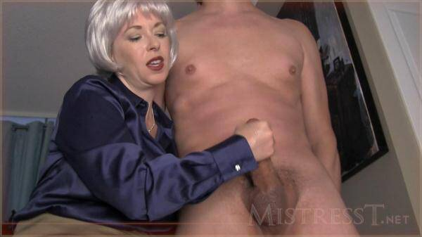 MistressT.net/Clips4Sale.com: Mistress T - Mature Cuckoldress Takes A Younger Lover (10.01.2016/HD)