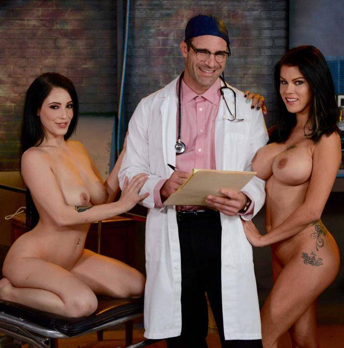 Doctor - Noelle Easton, Peta Jensen - Sexperiments  [SD 480p]