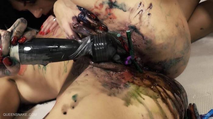QS - Diamond - RGB - Extreme Porn! (Torture) [FullHD, 1080p]