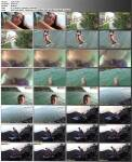 Porntraveling - Anya, Slava - Beach porno with fuck in the water [SD 576p]