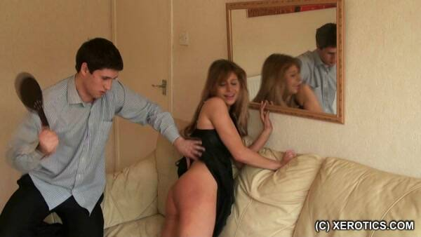 HDSpank.com/xErotics.com - Lesson in Timekeeping (Spanking) [HD, 720p]