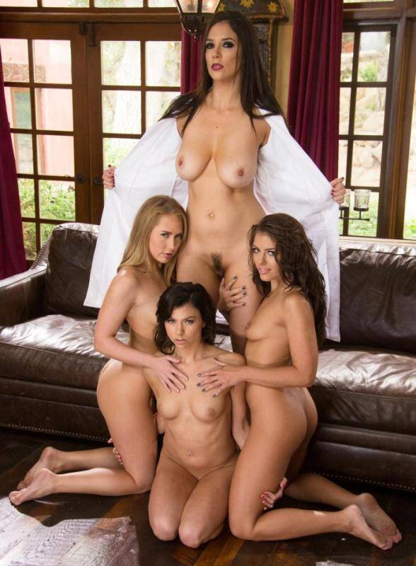 GirlWay - Adriana Chechik, Carter Cruise, Tara Morgan, Jelena Jensen - The Turning: Part Five [2015 HD]