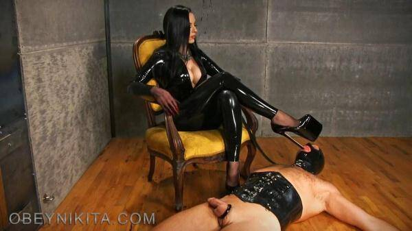 High Heel Domination (ObeyNikita.com) [FullHD, 1080p]