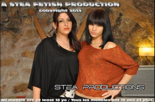 Young-Goddess-Club.com - Stephanie, Demonia [Goddess Stephanie, Her Friend Demonia - Underground Dungeon] (HD 720p)