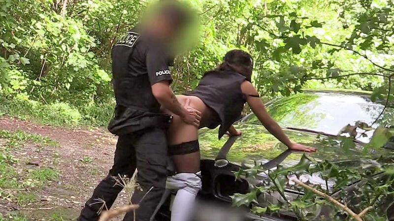 FakeCop/FakeHub - Channel - Brazilian Booty stopped and searched [2016 HD]