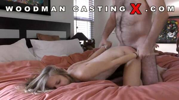 W00dm4nC4st1ngX.com - Rachel James - Casting X 151 - Anal Fuck! Full Version (Amateur) [SD, 480p]