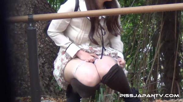 Asian Teen - Piddle Here, Puddle There 6 [Piss Japan TV] [HD] [346 MB]