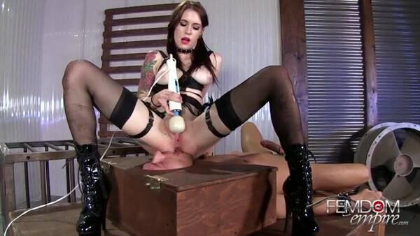 Femdom - Greedy Mistress Cunt - Pussy Worship [SD, 432p]
